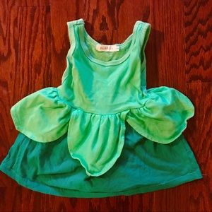 Tinker Bell sleeveless dress
